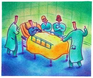 Полиморфные симптоматики.