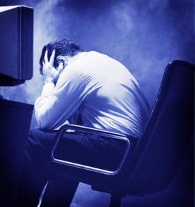 Больной с ежегодными депрессивными фазами.